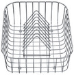 Stainless Steel Crockery Basket