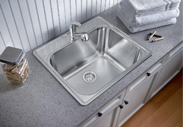 Blanco Essential Utility Sink 1 Hole Blanco