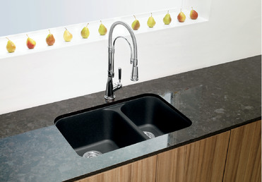 Blanco Sink Dealers : BLANCO VISION U 1 1/2 BLANCO