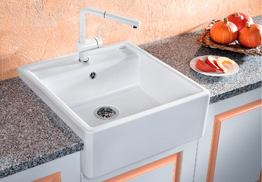 Kitchen Sink Installation Styles