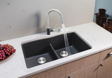 Undermount Kitchen Sinks Installation