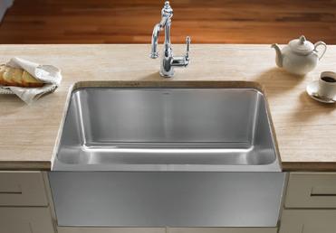 Blanco Magnum Large Single Bowl Sink With Apron Blanco