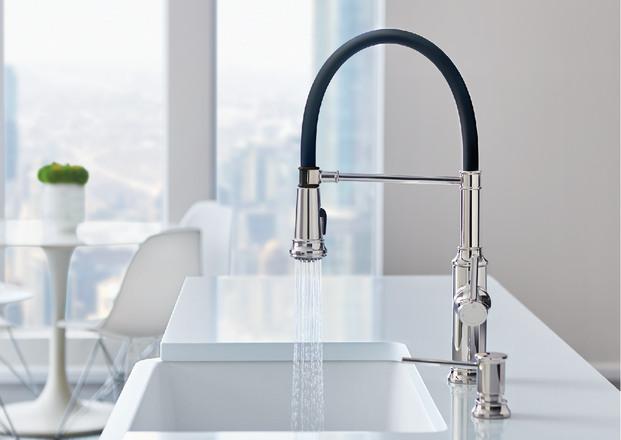 BLANCO EMPRESSA™ Semi-Professional Kitchen Faucet | Blanco