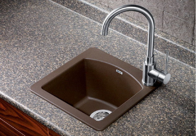 Blanco Sink Dealers : BLANCO DIAMOND MINI BLANCO