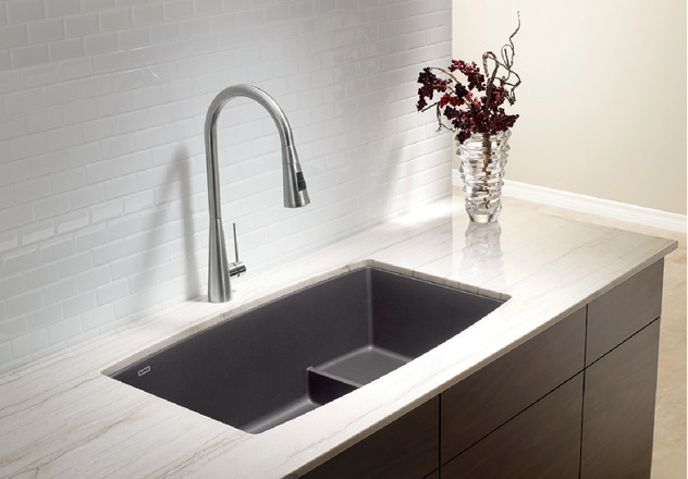 Blanco Sink Dealers : BLANCO PERFORMA CASCADE BLANCO