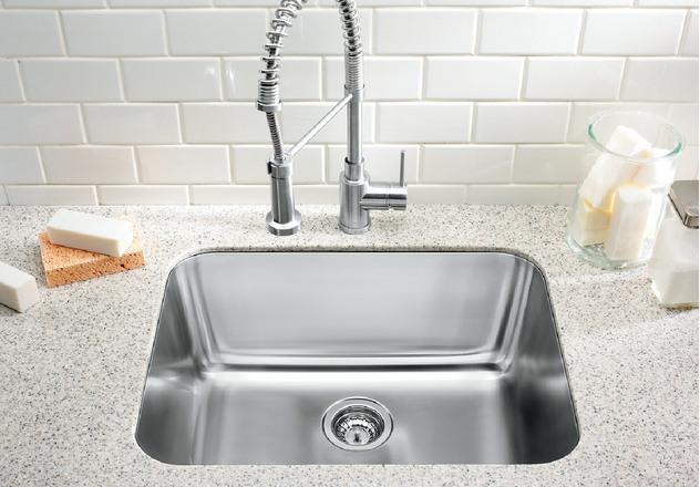 Blanco practika utility sink blanco for German kitchen sinks