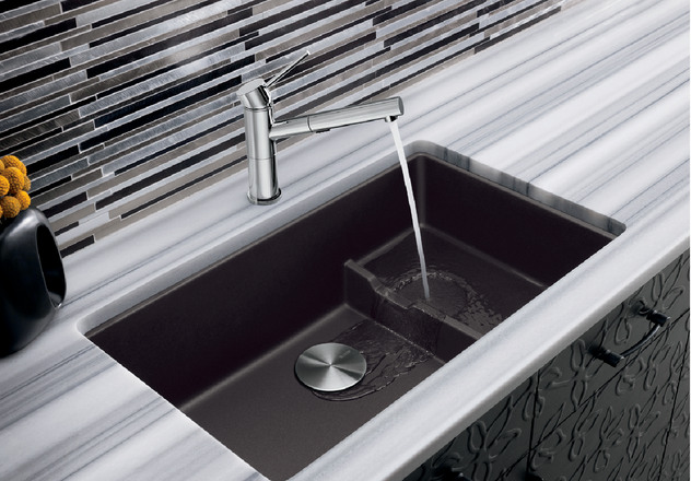 Blanco Sink Dealers : BLANCO PRECIS CASCADE BLANCO