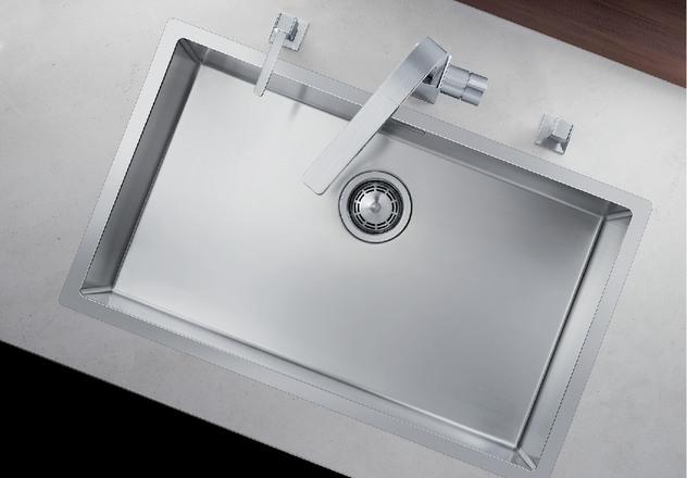 Blanco Sink Distributors : BLANCO CLARON 700-IF BLANCO