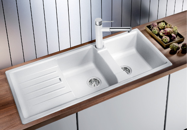 Blanco Sink Dealers : BLANCO LEXA 8 S BLANCO