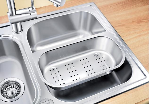 Eviers et cuves pour la cuisine blanco - Machine a laver surelevee ...