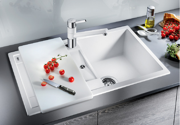 Blanco Sink Dealers : BLANCO METRA 45 S BLANCO