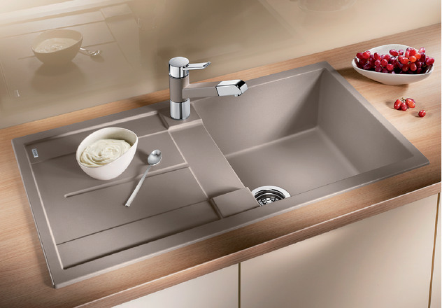 Blanco Sink Distributors : BLANCO METRA 5 S BLANCO