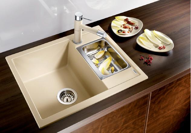 Cleaning Blanco Sinks : BLANCO METRA 6 BLANCO