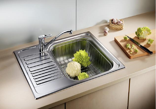 Blanco Tipo Sink : BLANCO TIPO 45 S Mini BLANCO