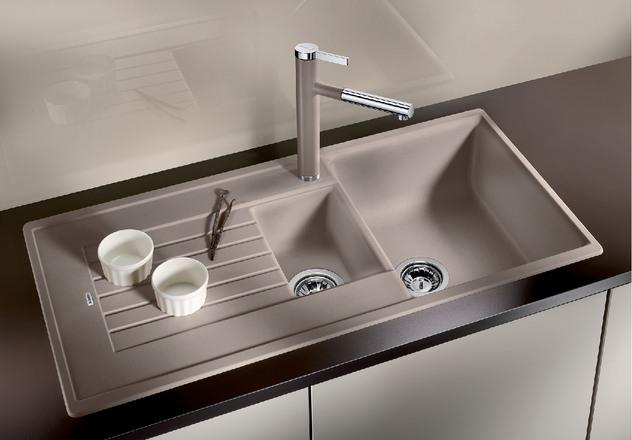 Blanco Sink Installation : BLANCO ZIA 6 S BLANCO