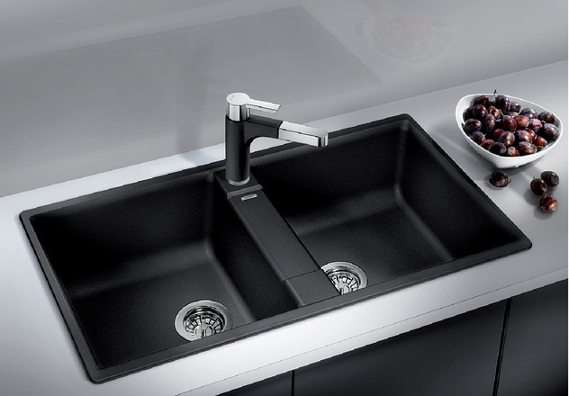 Blanco Kitchen Sink Accessories : BLANCO ZIA 9 BLANCO