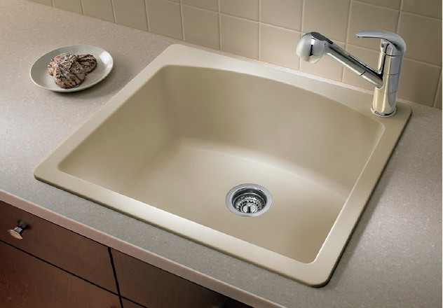 blancodiamond single bowl blanco. Black Bedroom Furniture Sets. Home Design Ideas