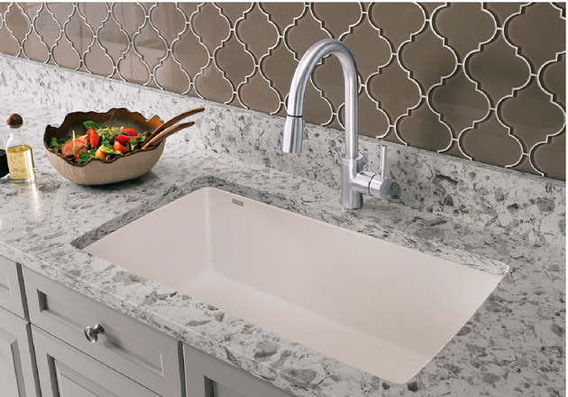 best undermount kitchen sinks for granite countertops
