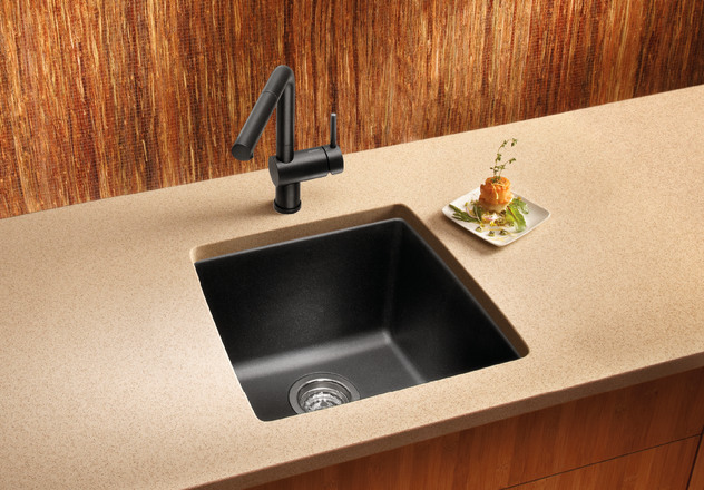 Blanco Silgranit Sink Accessories : BLANCO PERFORMA? Single Bowl Blanco