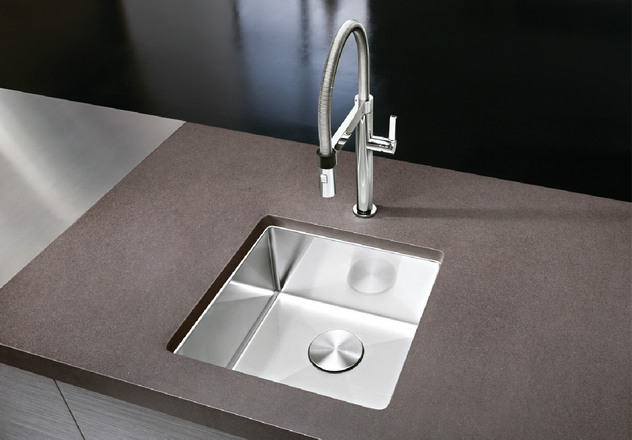 BLANCO PRECISION? R10 Bar Sink Blanco