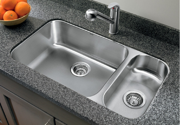 with durable 20 gauge construction you can feel confident knowing these sinks can stand up to the toughest conditions  u2013 while our beautiful satin finish     blanco kitchen sink detail pdf file   blanco  rh   blanco germany com